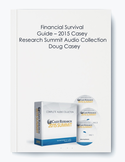 Financial Survival Guide – 2015 Casey Research Summit Audio Collection by Doug Casey by https://koiforest.com/