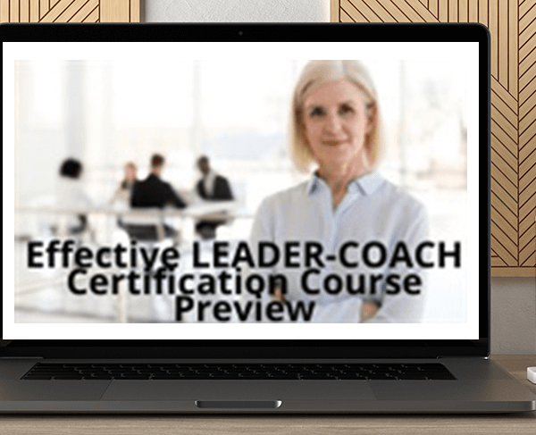 Effective LEADER-COACH Certification Course Preview by https://koiforest.com/