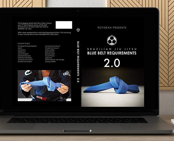 Roy dean blue belt requirements 2.0 by chapters by https://koiforest.com/