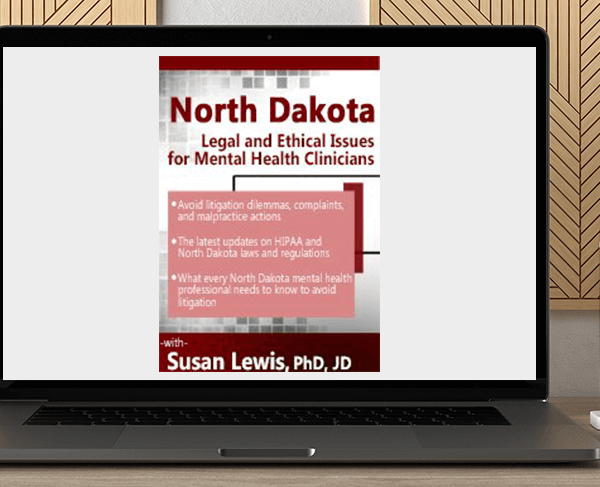 Susan Lewis - North Dakota Legal & Ethical Issues for Mental Health Clinicians by https://koiforest.com/