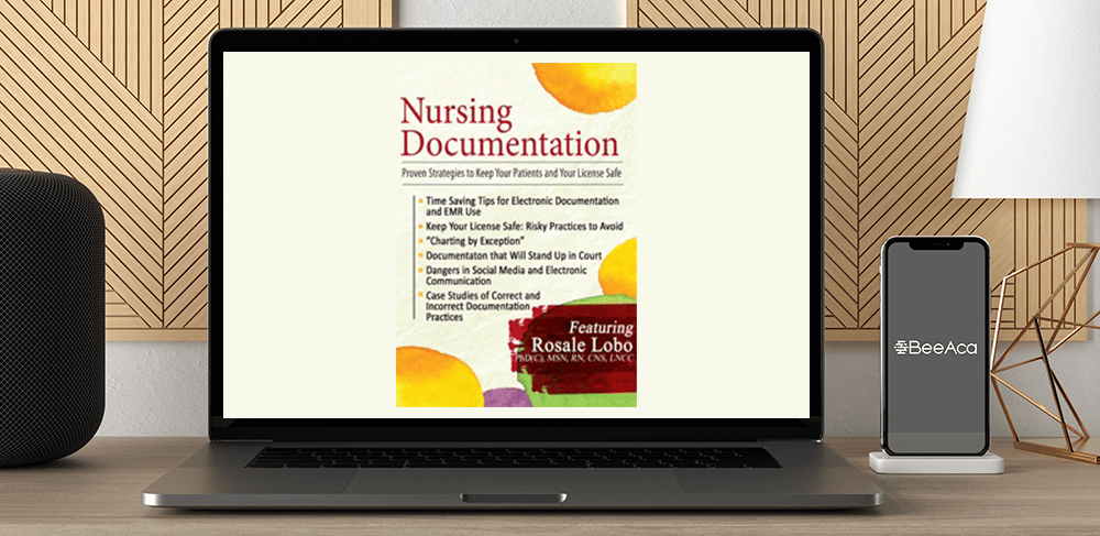 Rosale Lobo - Nursing Documentation: Proven Strategies to Keep Your Patients and Your License Safe by https://koiforest.com/