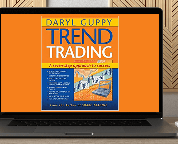 Daryl Guppy - Trend Trading by https://koiforest.com/