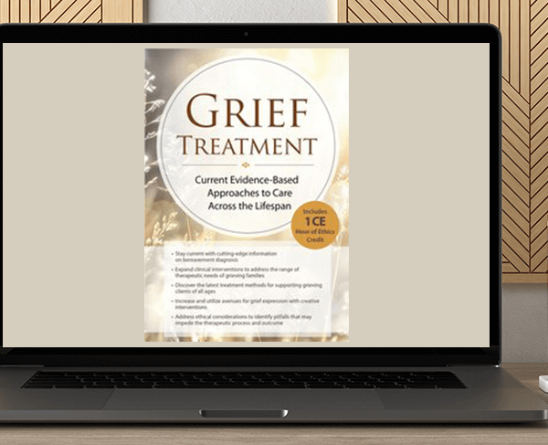 Alissa Drescher - Grief Treatment: Current Evidence Based Approaches to Care Across the Lifespan by https://koiforest.com/