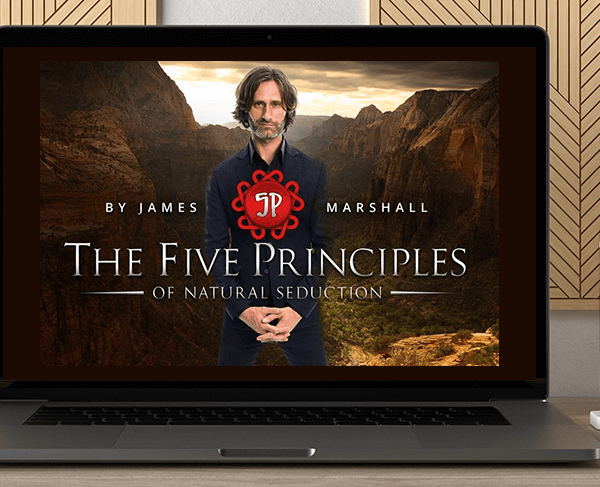 James Marshall - 5 Principles of Natural Seduction 2.0 & WEBNAIRS by https://koiforest.com/