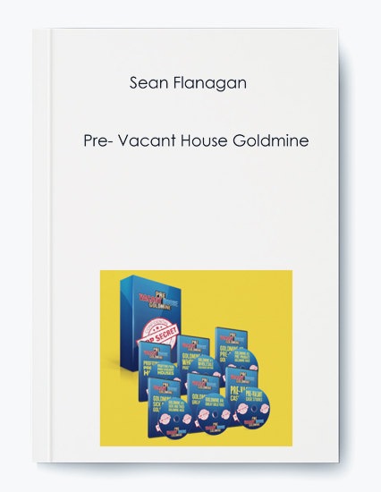Pre- Vacant House Goldmine by Sean Flanagan by https://koiforest.com/