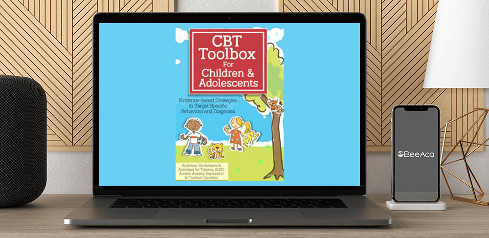 Amanda Crowder - CBT Toolbox for Children and Adolescents by https://koiforest.com/