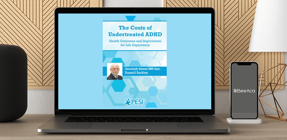 Russell A. Barkley - The Costs of Undertreated ADHD: Health Outcomes and Implications for Life Expectancy by https://koiforest.com/