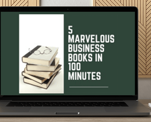 5 Marvelous Business Books in 100 Minutes by https://koiforest.com/