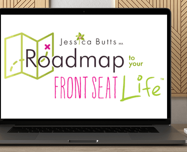 Jessi Cabutts - Roadmap to Your Front Seat Life by https://koiforest.com/