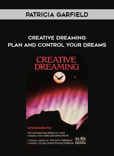 Patricia Garfield - Creative Dreaming: Plan And Control Your Dreams by https://koiforest.com/