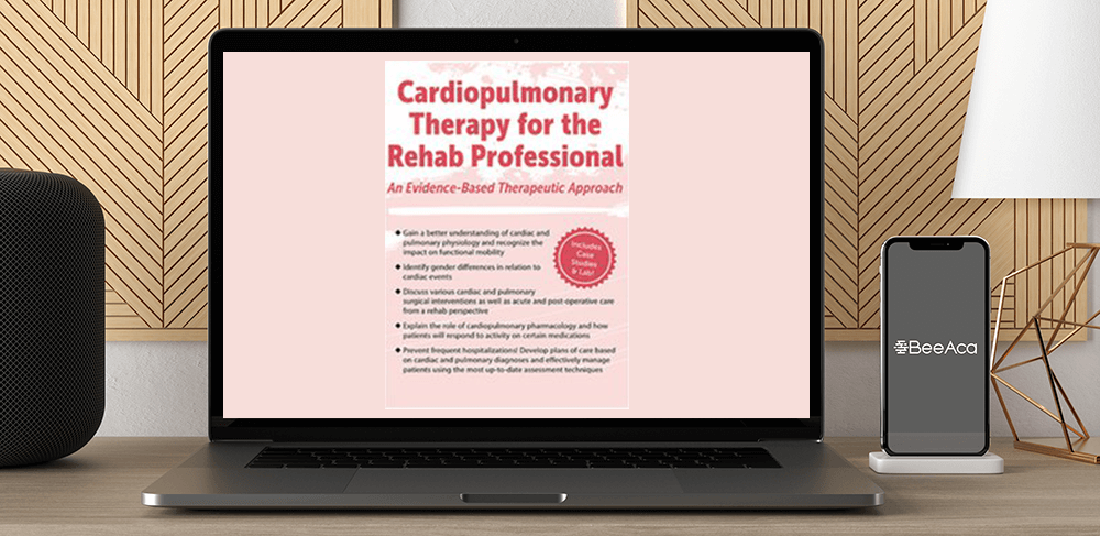 Patrick O'Connor - Cardiopulmonary Therapy for the Rehab Professional by https://koiforest.com/
