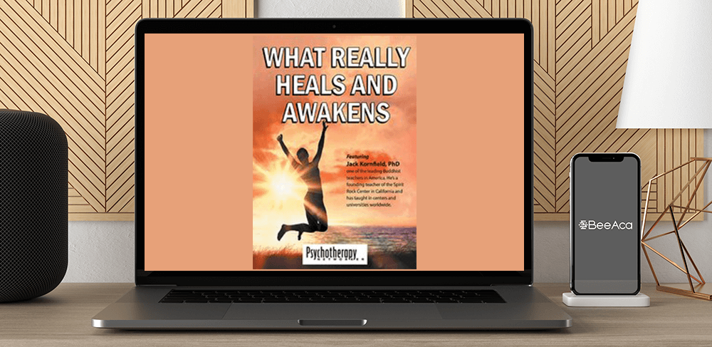 Jack Kornfield - What Really Heals and Awakens by https://koiforest.com/