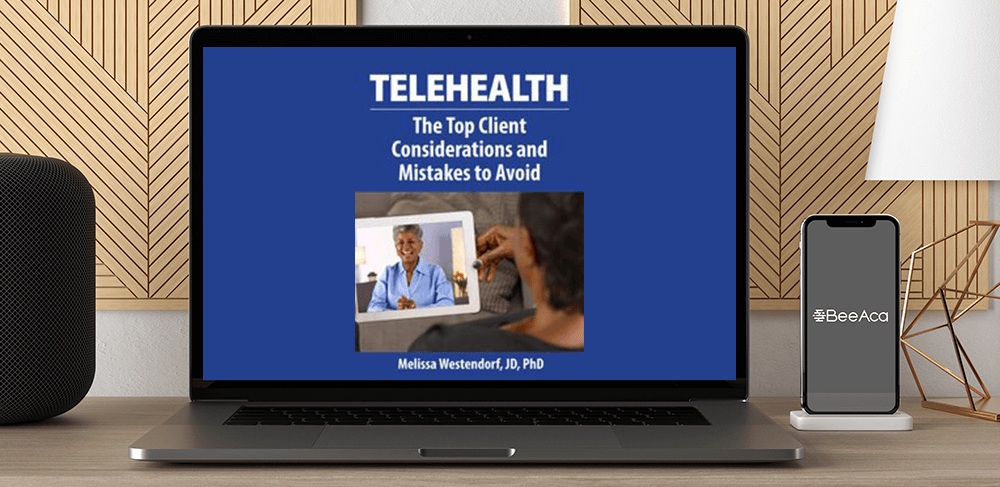 Melissa Westendorf - Telehealth: The Top Client Considerations and Mistakes to Avoid by https://koiforest.com/