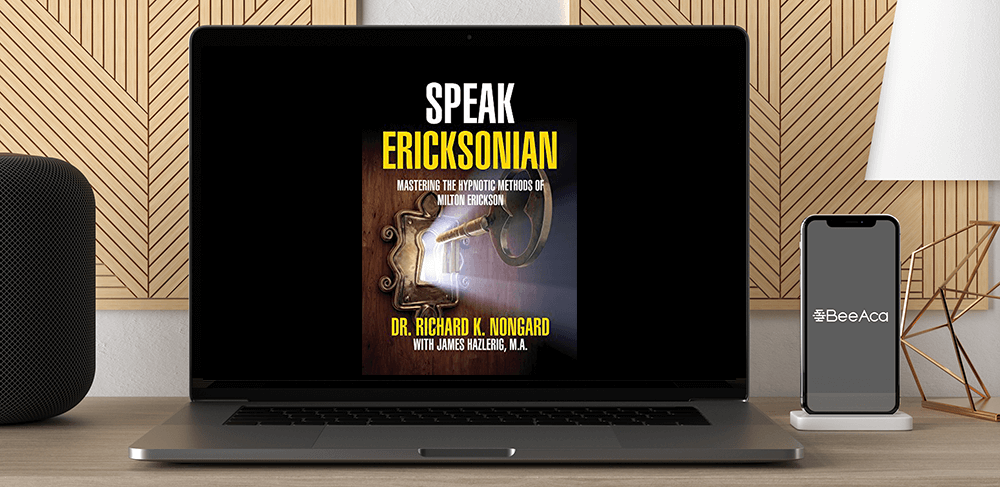 Speak Ericksonian Hypnotherapy Training with Dr. Richard Nongard by https://koiforest.com/