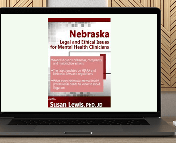 Susan Lewis - Nebraska Legal and Ethical Issues for Mental Health Clinicians by https://koiforest.com/