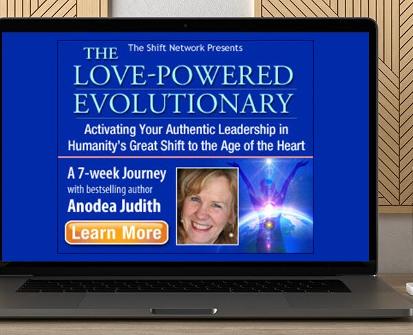 Anodea Judith - The Love-Powered Evolutionary by https://koiforest.com/