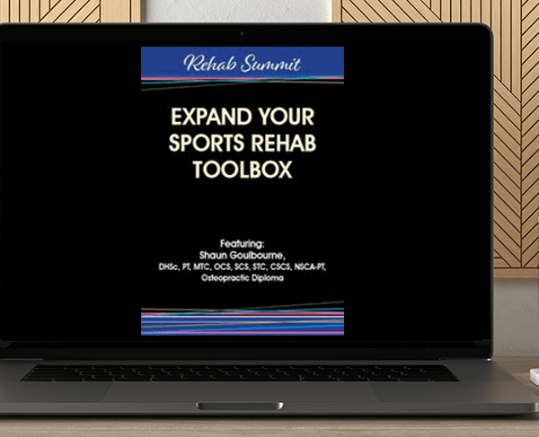 Shaun Goulbourne - Expand Your Sports Rehab Toolbox by https://koiforest.com/