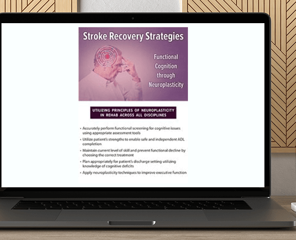 Anysia Ensslen-Boggs - Stroke Recovery Strategies: Functional Cognition through Neuroplasticity by https://koiforest.com/