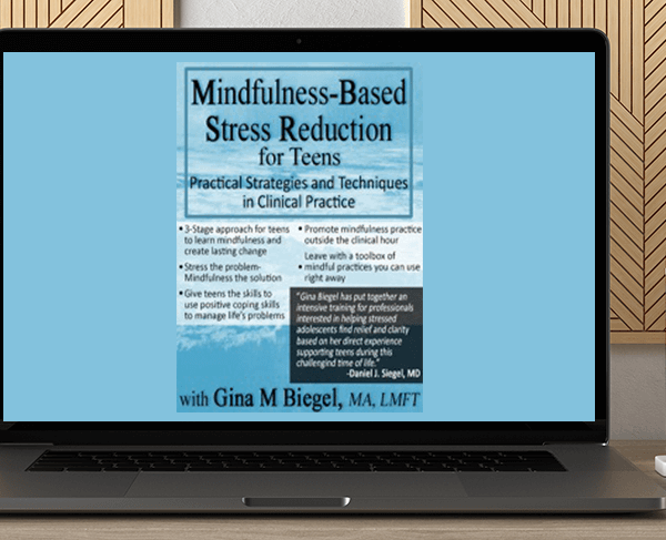 Gina M. Biegel - Mindfulness-Based Stress Reduction for Teens by https://koiforest.com/