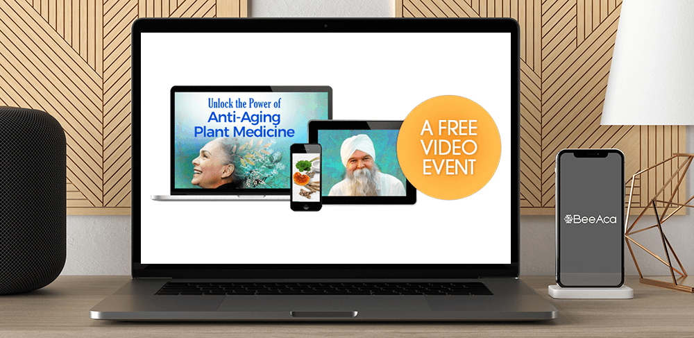 K.P. Khalsa - Powerful Plants for Anti-Aging 2020 by https://koiforest.com/