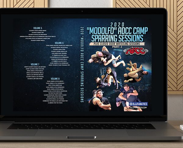 Modolfo 2020 ADCC Training Camp by https://koiforest.com/