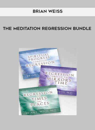Brian Weiss - The Meditation Regression Bundle by https://koiforest.com/