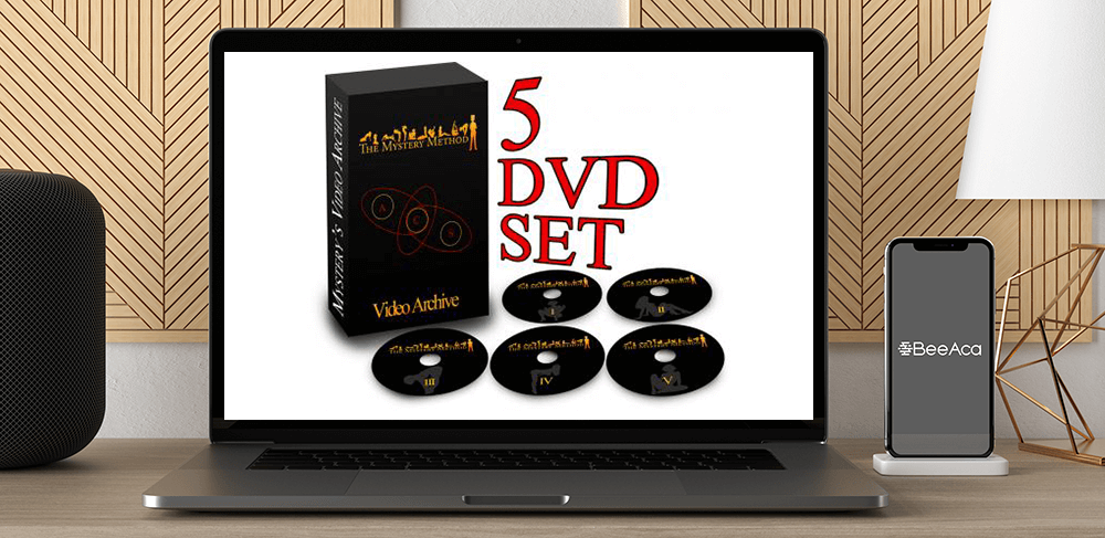 Mystery Method DVD Video Archive by https://koiforest.com/