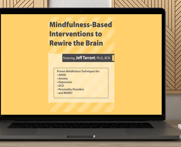 Jeff Tarrant - Mindfulness-Based Interventions to Rewire the Brain by https://koiforest.com/