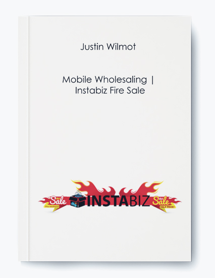 Mobile Wholesaling Instabiz Fire Sale by Justin Wilmot by https://koiforest.com/