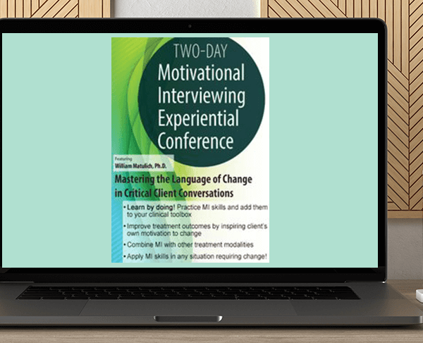 2-Day Motivational Interviewing Experiential Conference Mastering the Language of Change in Critical Client Conversations (Digital Seminar) by https://koiforest.com/