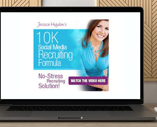 10K Social Media Recruitment Formula Updated 2016 by Jessica Higdon by https://koiforest.com/