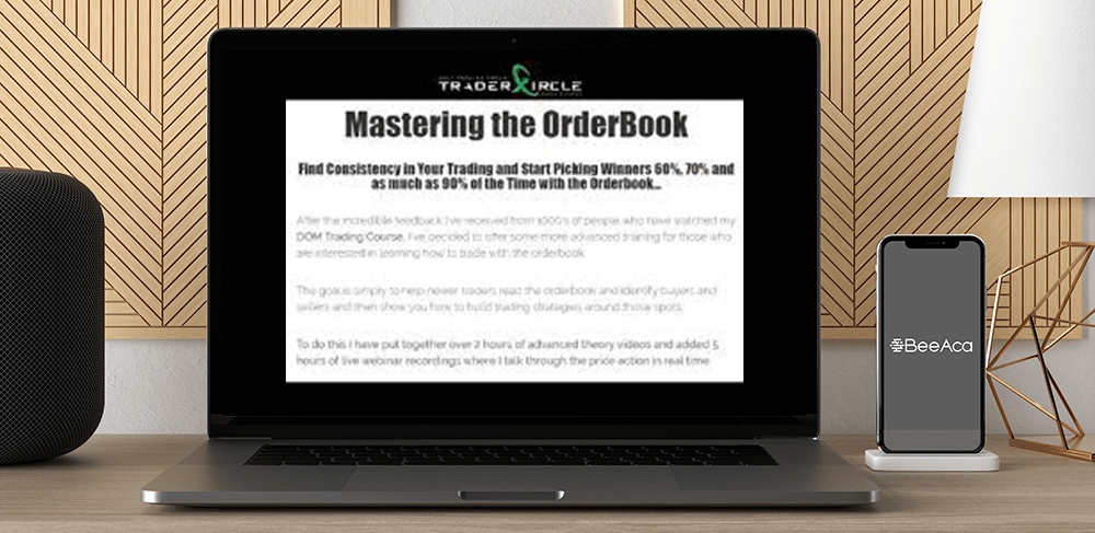 Propedgetrading - Mastering the Orderbook by https://koiforest.com/