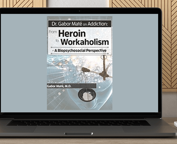Gabor Maté - Dr. Gabor Maté on Addiction: From Heroin to Workaholism - A Biopsychosocial Perspective by https://koiforest.com/