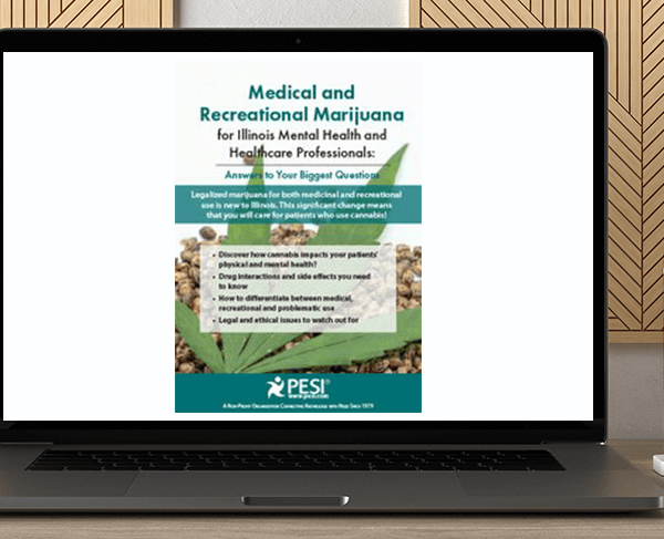 David Aronson - Medical and Recreational Marijuana for Illinois Mental Health and Healthcare Professionals: Answers to Your Biggest Questions by https://koiforest.com/