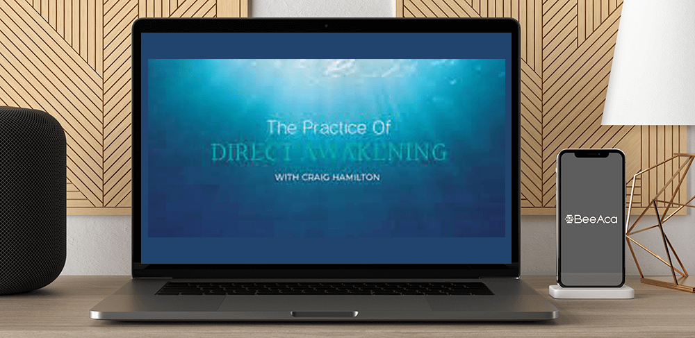 Craig Hamiton - The Practice Of Direct Awakening by https://koiforest.com/