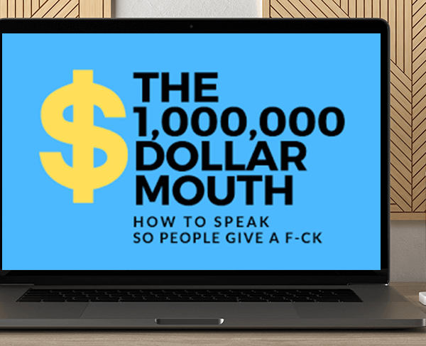 Min Liu – The Million Dollar Mouth How To Speak So People Give A F-CK by https://koiforest.com/