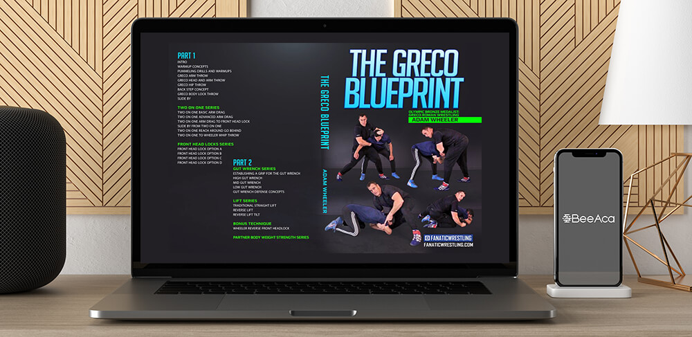 The Greco Blueprint by Adam Wheeler by https://koiforest.com/