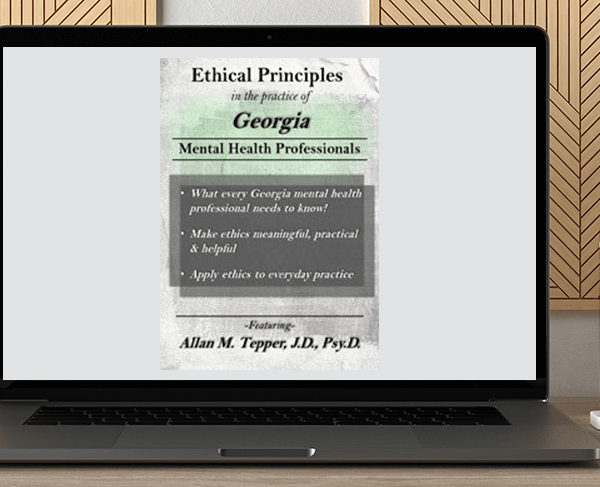Allan M Tepper - Ethical Principles in the Practice of Georgia Mental Health Professionals by https://koiforest.com/