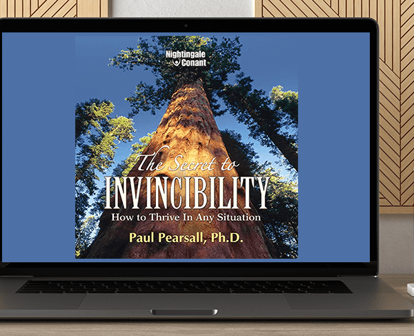 Paul Pearsall - The Secret To Invincibility by https://koiforest.com/