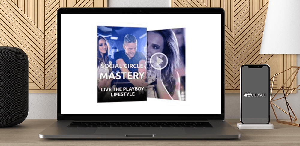 LoveSystems - Social Circle Mastery by https://koiforest.com/