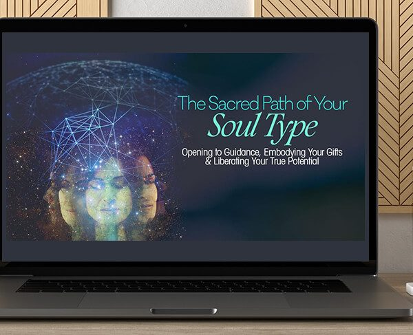 Ryan Angelo - The Sacred Path of Your Soul Type by https://koiforest.com/