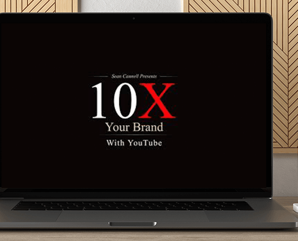 Sean Cannell - 10X Your Brand with YouTube by https://koiforest.com/