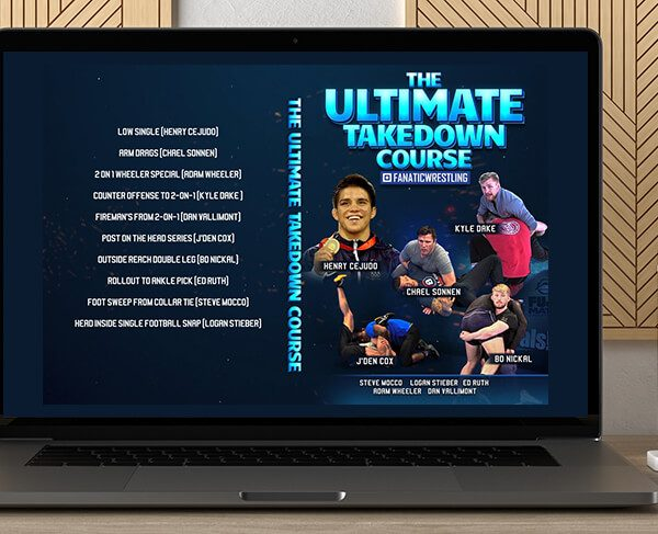 The Ultimate Takedown Course - Fanatic Wrestlintg by https://koiforest.com/