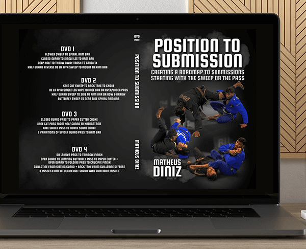 Position To Submission by Matheus Diniz by https://koiforest.com/