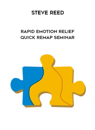 Steve Reed - Rapid Emotion Relief Quick REMAP Seminar by https://koiforest.com/