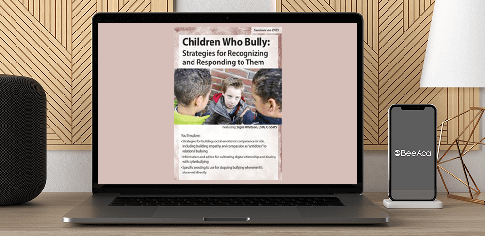 Signe Whitson - Children Who Bully: Strategies for Recognizing and Responding to Them by https://koiforest.com/