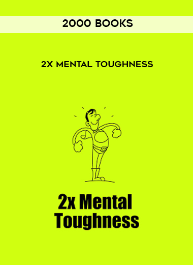 2000 books - 2x Mental Toughness by https://koiforest.com/