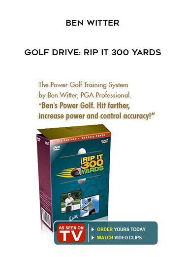 Ben Witter- Golf Drive: Rip it 300 yards by https://koiforest.com/