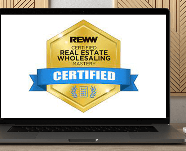 REWW Academy - Real Estate Wholesaling Mastery by https://koiforest.com/