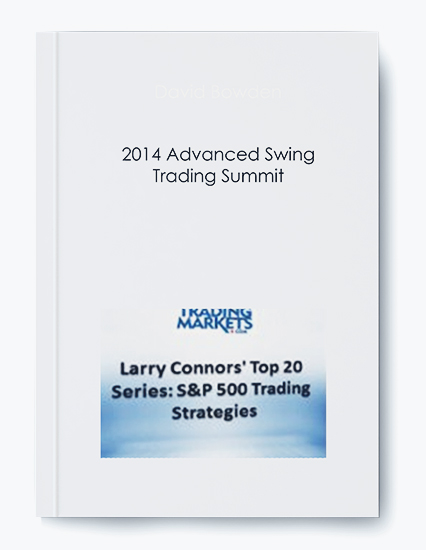 2014 Advanced Swing Trading Summit by https://koiforest.com/